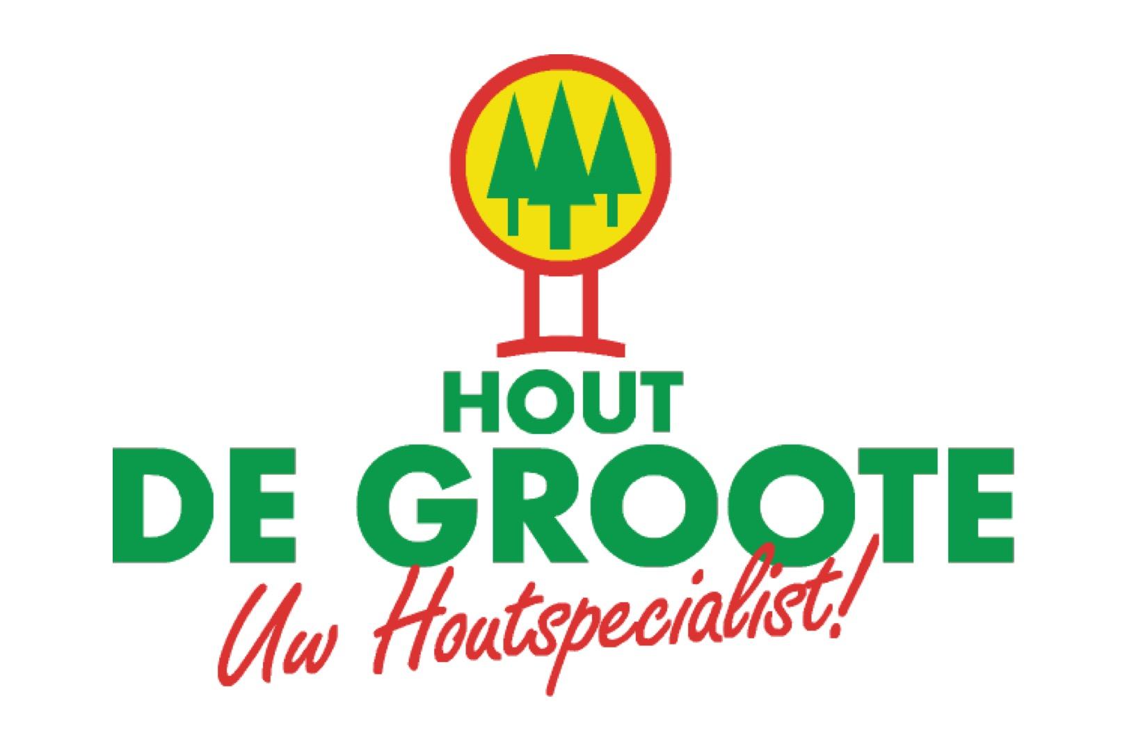 Logo Hout De Groote